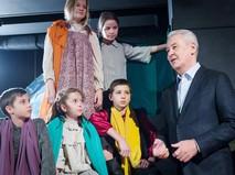 Сергей Собянин посетил центра детского творчества