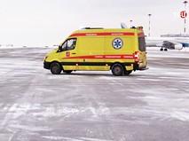 Скорая помощь в аэропорту