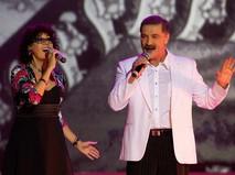 Ядвига Поплавская и Александр Тиханович