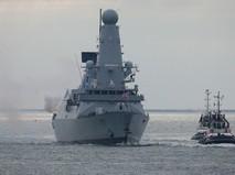 Эсминец HMS Diamond