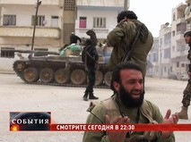 """Смотрите в 22:30 специальный репортаж """"Сирия. Мир под огнем"""""""