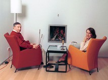 Семён Альтов с супругой Ларисой