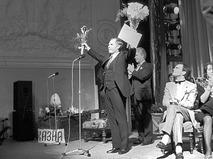 Владимир Гостюхин на Всесоюзном кинофестивале актёров кино