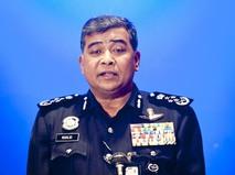 Шеф полиции Малайзии Халид Абу Бакар