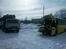ДТП в автобусом в Камчатском крае
