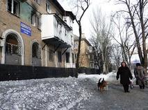 Донбасс. Февраль 2017