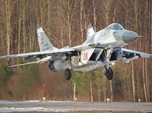 Истребитель Миг-29СМТ ВКС России