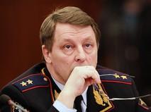 Генерал-лейтенант полиции Виктор Нилов