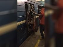 """Станция """"Сенная площадь"""". Теракт в метро Санкт-Петербурга"""