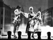 Рудольф Нуреев на Эдинбургском фестивале. 1984 год
