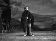 Рудольф Нуреев на Эдинбургском фестивале. 1975 год