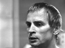 Рудольф Нуреев во время репетиции. 1975 год