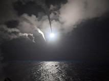 Ракетный удар ВМС США по Сирии