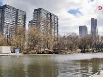 Химкинское водохранилище