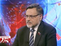Владислав Дейнего, заместитель председателя Народного Совета ЛНР