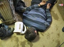Задержанный в ходе спецоперации ФСБ