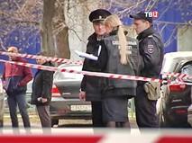 Следственный комитет и полиция на месте происшествия