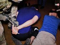 Спецоперация ФСБ по задержанию вербовщиков террористов