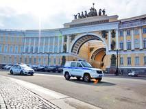 Полиция Санкт-Петербурга