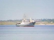 """Cудно Черноморского флота """"Лиман"""""""