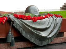 Мемориал Могила Неизвестного солдата в Александровском саду