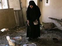 Жительница Алеппо, Сирия