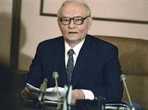 Владимир Крючков, член Политбюро ЦК КПСС, председатель КГБ СССР