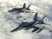 Истребители F-18