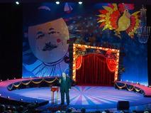 Александр Калягин на сцене