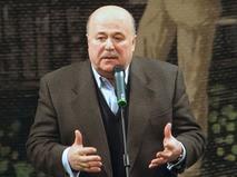 Александр Калягин на сцене Московского художественного театра имени Чехова