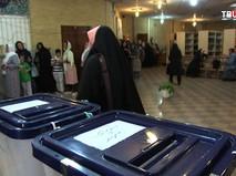 Выборы в Иране