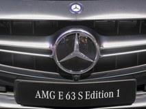 AMG Mercedes E63