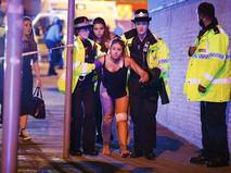 Пострадавшие при взрыве на стадионе в Манчестере