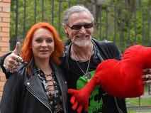 Марина Анисина и Никита Джигурда