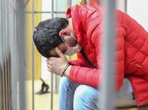 Подозреваемый в подготовке теракта в московском транспорте Магомед Давудов