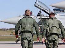 Пилоты ВВС Великобритании
