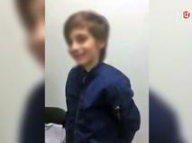 Задержанный полицией на Арбате мальчик признался в попрошайничестве