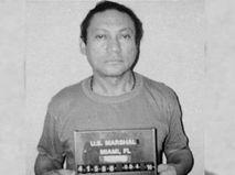Панамский диктатор Мануэль Норьега