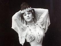 Русская балерина Матильда Кшесинская