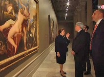 Выставка в Пушкинском музее