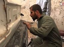 Сирийский автослесарь