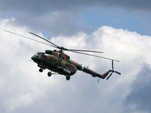 Военно-транспортный вертолет Ми-8АМТШ