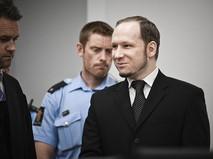 Фьотольф Хансен (Андерс Брейвик) в суде
