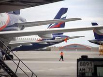 Самолеты в аэропорту