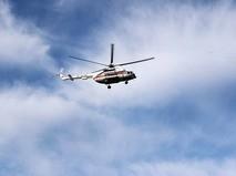 Вертолет Ми-8 МЧС России