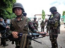Военные на Филиппинах