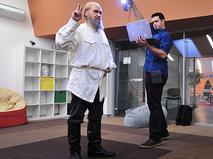 Создание 3D-двойника Льва Толстого