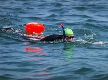 Заплыв в открытой воде