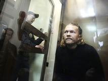 """Издатель журнала """"Флирт"""" Дмитрий Зяблицев в зале суда"""