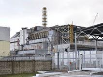 Чернобыльская атомная электростанция (ЧАЭС)